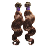 Human Hair Weaves from China (mainland)