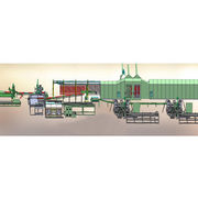 Conveyor Roller CNC Automatic Production Line from China (mainland)