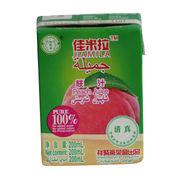 Peach Juice from China (mainland)