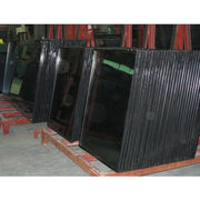Tempered and Heat Absorbing Glass from China (mainland)