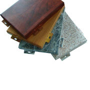 Wooden solid aluminum panel from China (mainland)