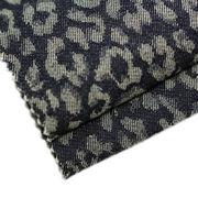 Cotton spandex jacquard denim fabric from China (mainland)