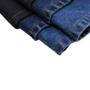 Cotton polyester spandex denim fabric Manufacturer