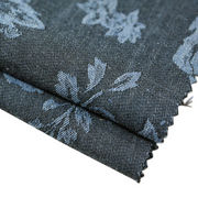 Cotton Polyester Spandex Denim Jacquard Fabric Manufacturer