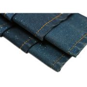Cotton polyester spandex denim fabric from China (mainland)