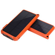 Solar charger power bank from China (mainland)