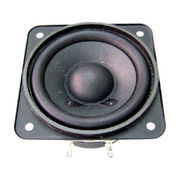 40W Ferrite Speaker in 79 x 79mm Diameter and 4Ω Impedance from Wealthland (Audio) Limited