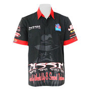 Racing polo shirt from China (mainland)
