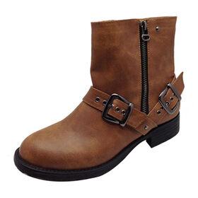 Women dress boots from China (mainland)