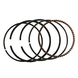 Piston Rings, Various Designs Available, Ideal for Motorcycles