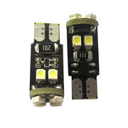 8-piece SMD3528 W5W 194 CANbus Auto Light from China (mainland)