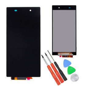 China Mobile Phone LCD Touch Screen Digitizer for Sony Z1 L39h