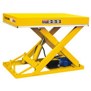 Stationary Hydraulic Electric Lift Table from China (mainland)
