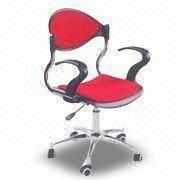Red Office Task Chair from China (mainland)