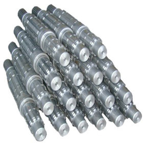 China Stainless Steel Shaft, Zinc/Nickel/Chrome/Copper plating made in China
