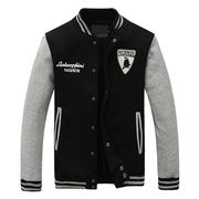 Plain Varsity Jacket from China (mainland)