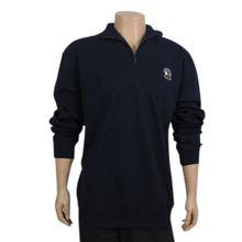 Men's 1/2 zipper jackets from China (mainland)