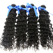 Indian Remy Hair Weaves Deep Wave Manufacturer