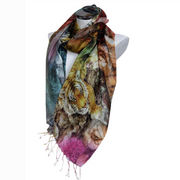 Modal Digital Print Scarf from India