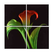 Metal Painting Abstract Modern 3D Wall Arts Manufacturer