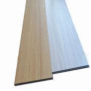 Embossed laminated PVC flooring from China (mainland)