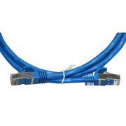 Flexible Stranded 24AWG LSZH FTP Cat5e Patch Cord from China (mainland)