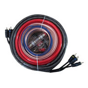 China 8AWG car wiring kit