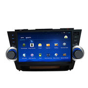 10.1-inch 1,024 x 600P HD Android 4.1 Car GPS Manufacturer