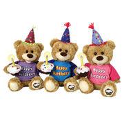 Happy Birthday Teddy Bears from China (mainland)