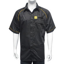 Men's short sleeve business shirts from China (mainland)