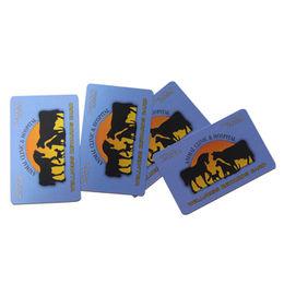China Plastic PVC magnetic hotel key card