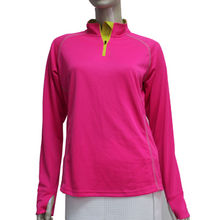 Men's and women's sports wear from China (mainland)