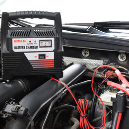 New Design Car Battery Charger Output 12V/4.2A from China (mainland)