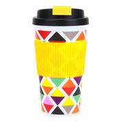 Plastic Coffee Mug from China (mainland)