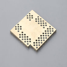 0.3mm metal stamped EMI Shielding Covers from China (mainland)