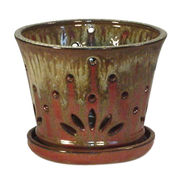 Wholesale ceramic orchid pot from China (mainland)