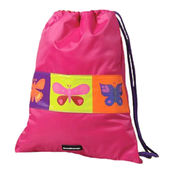 Children drawstring bag/material: 210T, colorful custom image ...