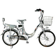 E-bicycle from China (mainland)