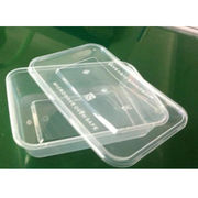 Plastic Microwaveable Box from China (mainland)