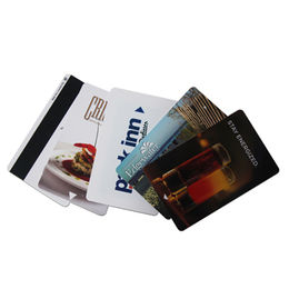 Plastic card from China (mainland)