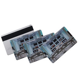 Plastic magnetic hotel card from China (mainland)