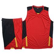 Basketball jerseys from China (mainland)