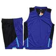 Men's basketball jersey from China (mainland)