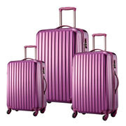 Polycarbonate luggage set from China (mainland)