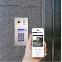 WiFi/3G/4G video doorphone