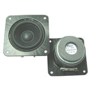 5W Ferrite Speaker in 64 x 64mm Diameter and 30mm Height from Wealthland (Audio) Limited