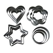 12pcs cookie cutter set from China (mainland)