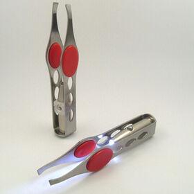 LED eyebrow tweezers from China (mainland)