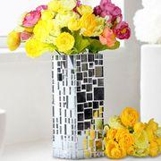 Mirror Glass Mosaic Vase from China (mainland)