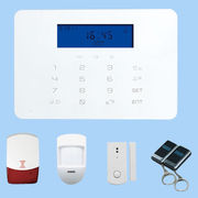 Wireless GSM Alarm System from China (mainland)